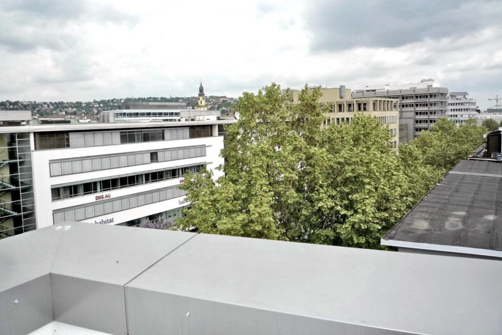 Located in the heart of Stuttgart